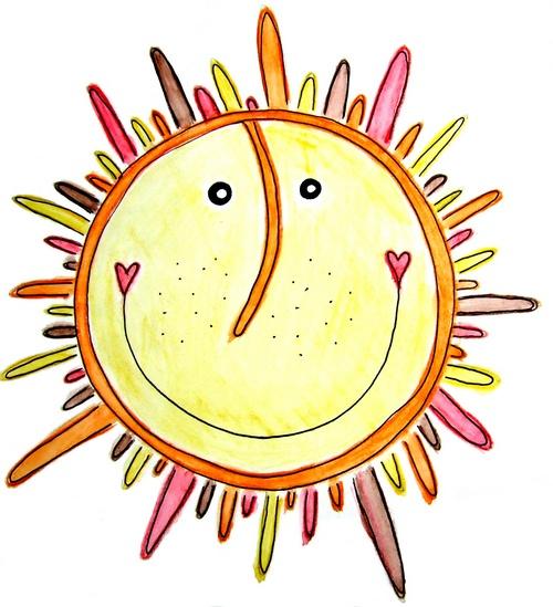 Krásny slniečkový dník... :wink: