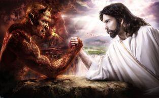 jezis-vs-satan,-suboj,-dobro-a-zlo-149086