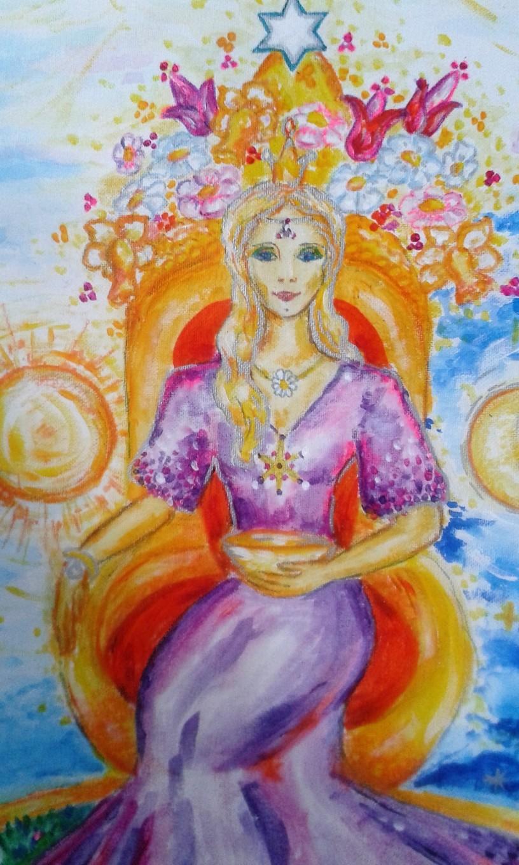 """a9c4c8f69 Meditačné CD """"Kráľovná"""" – Cestou k sebe…"""